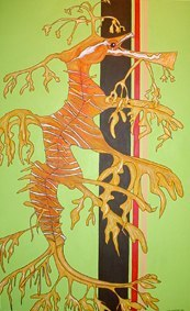 Leafy Sea Dragon medium