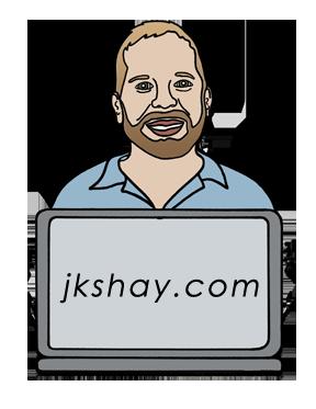 jkshay.com logo