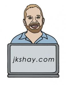 logo for jkshay.com
