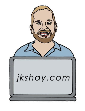logo for jkshay.com